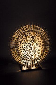 "Lampe ""Lea"", Geschenke-Dekoration"