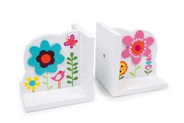 """Buchstützen """"Blume"""", Kinderzimmermöbel u. Zubehör"""