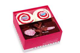 Handtuchtorten Box, Geschenke-Dekoration