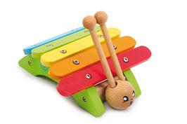 """Xylophon """"Schnecke"""", Musikinstrumente"""