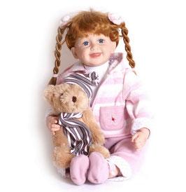 """Puppe """"Jasmin"""""""