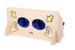 Fühl-Wand, Lernartikel, Gesellschaftsspiele, Spielen u. Spaß, Holzspielzeug
