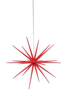 Hängestern rot, Weihnachten-Christmas