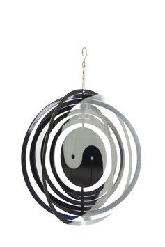 """Windspinner """"Yin und Yang"""", Geschenke-Dekoration"""