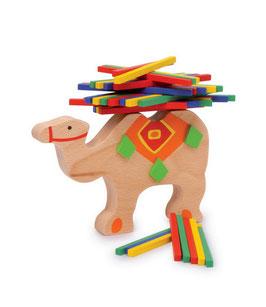 Pack-Kamel, Gesellschaftsspiele