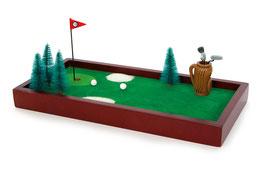 Tisch-Golf, Spielen u. Spaß
