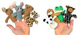 Fingertiere, Plüsch- u. Kuschelartikel, Rollenspiel u. Verkleidung, Puppen