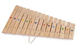 "Xylophon ""Big"", Musikinstrumente aus Holz"
