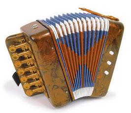 Akkordeon, Musikinstrument für den kleinen Seemann - Schifferklavier