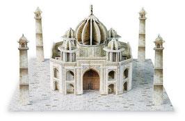 3D Taj Mahal, Puzzle eines wunderschönen Maharadscha Bauwerks