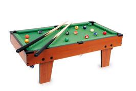 """Tisch-Billard """"Maxi"""", Spielen u. Spaß"""