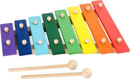 """Xylophon bunt, """"8 Noten"""", Musikinstrumente"""
