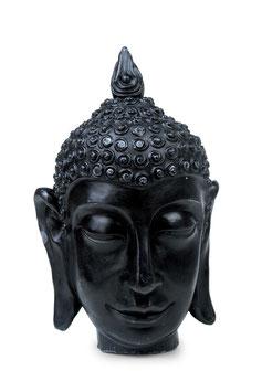 """Kerze """"Sakyamuni-Kopf"""", Geschenke-Dekoration"""