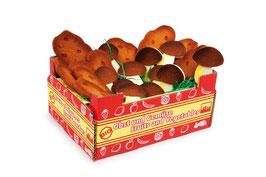 """Stiege """"Kartoffeln und Pilze"""" 24er-Set, Kaufläden, Küchen u. Zubehör"""