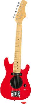 E-Gitarre, rot - Musikinstrument