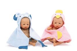 "Puppen ""Bastian"" und ""Conny"""