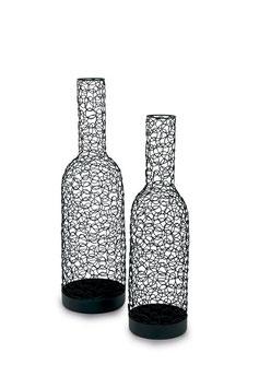 Deko-Flaschen, Geschenke-Dekoration