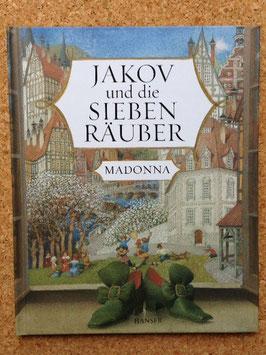 """Kinderbuch """"Jakov und die sieben Räuber"""""""