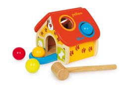 Multifunktionshaus, Motorik Spielzeug