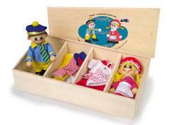 """Kleiderkiste """"Pupsis"""", Puppenhäuser u. Zubehör, Kinderspielsachen"""