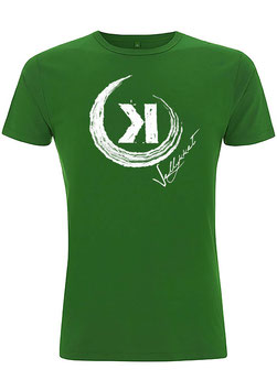 Bamboo Logo Shirt Green