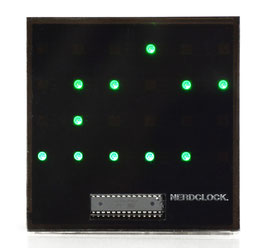 NerdClock - The Open Source RGB Binary Clock
