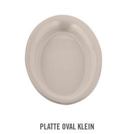 PLATTE OVAL KLEIN