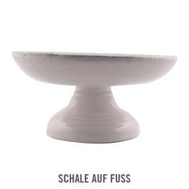 SCHALE AUF FUSS