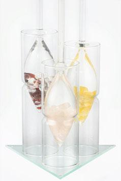 Vita Juwel Halter 3fach (Glas)