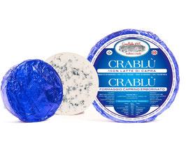 "Ziegenblauschimmelkäse ""Crablù"""