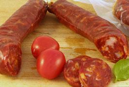 Scharfe salsiccia sarda (piccante)