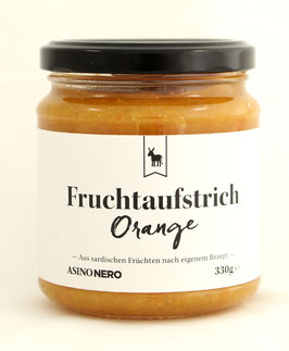 Fruchtaufstrich Orange