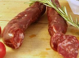 Geräucherte salsiccia sarda (affumicata)