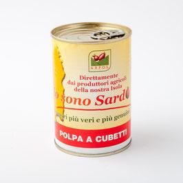 """""""Polpa a cubetti"""" (Tomate, in Stücken)"""