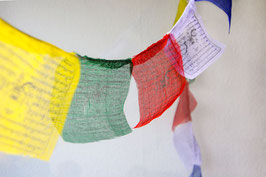རླུང་རྟ་ Rlung Rta Gebetsfahne - Tibet