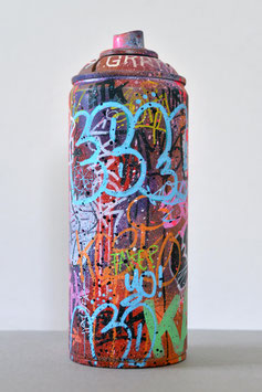 CUSTOM SPRAY CAN #33