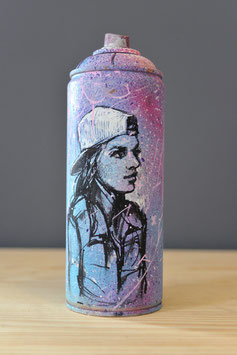 CUSTOM SPRAY CAN #38