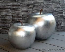 Apfel silber D35