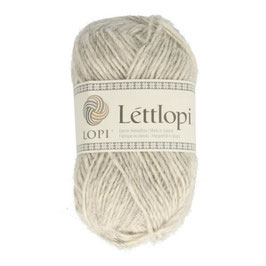 Lettlopi - 0054 light ash heather