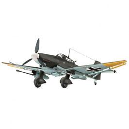 Revell 4692 Junkers Ju87 G / D Tank Buster Schaal: 1:72