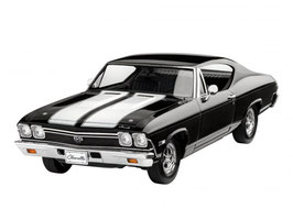 Revell 07662 Chevy Chevelle uit 1968 Schaal: 1:25
