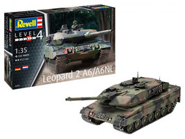 Revell 03281 Leopard 2A6 / A6NL Schaal: 1:35