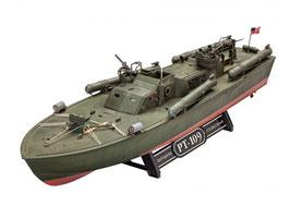 Revell 05147 Patrol Torpedo Boot PT-109 Schaal: 1:72