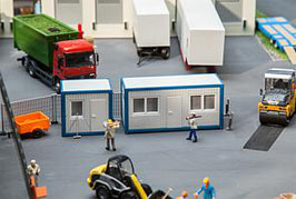 Faller 130132  Kantoorcontainers