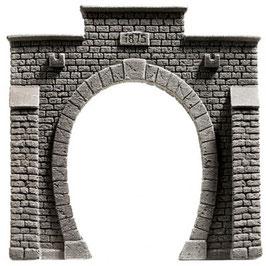 Tunnel Portaal 1 Sporig