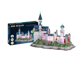 Revell 00151 Neuschwanstein Castle LED-editie