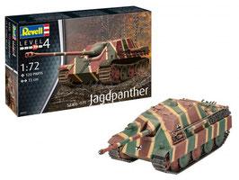 Revell 03327 Jagdpanther Sd.Kfz.173 Schaal: 1:72