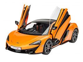 Revell 07051 McLaren 570S Schaal: 1:24