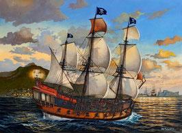 Revell 05605 Pirate schip 1:72