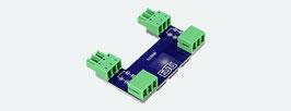 ESU 51808 SwitchPilot Extension Adapter voor ABC-remsporen. Set van 2 stuks voor een totaal van 4 remsecties
